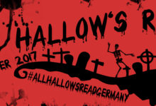 All Hallows Read Germany: Anja Bagus (Hrsg.) – Ætherseelen